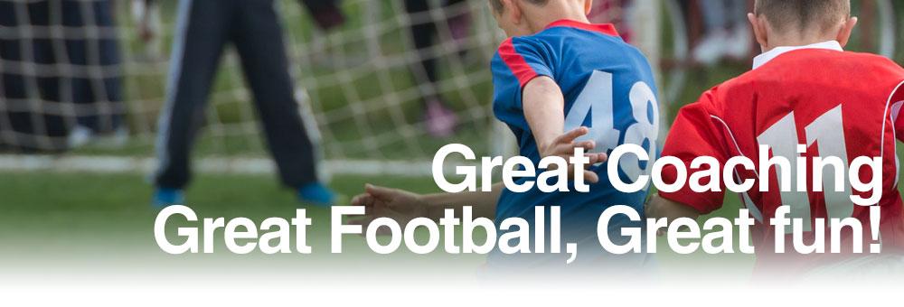 Midland Soccer Coaching - Great Coaching, Great Football, Great Fun